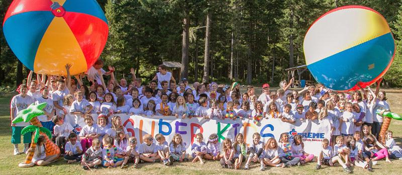 Extreme Outreach Superkids Summer Camp