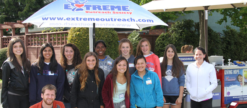Extreme Outreach - Volunteer