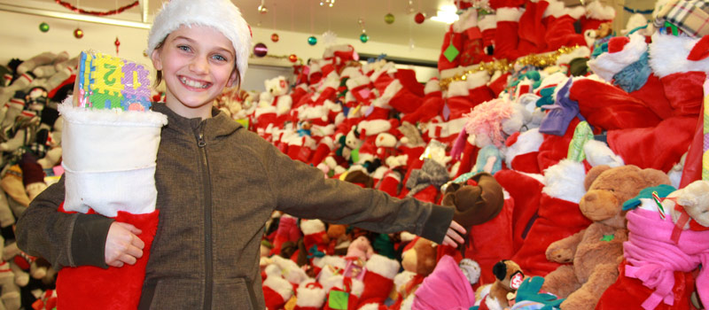 Extreme Outreach Warm a Soul at Christmas
