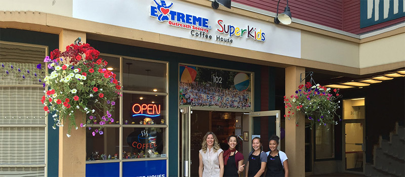 Extreme Outreach Coffee House - Hours and Location